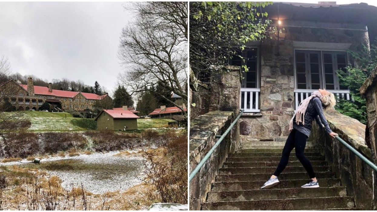 Dirty Dancing Filming Location In Virginia Is Free To Visit