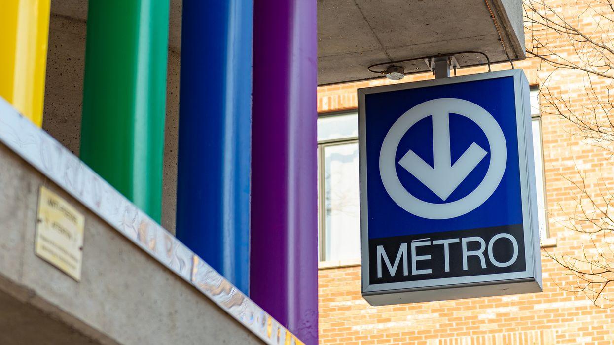 La Société de transport de Montréal réduit l'offre de son service de métro et de bus