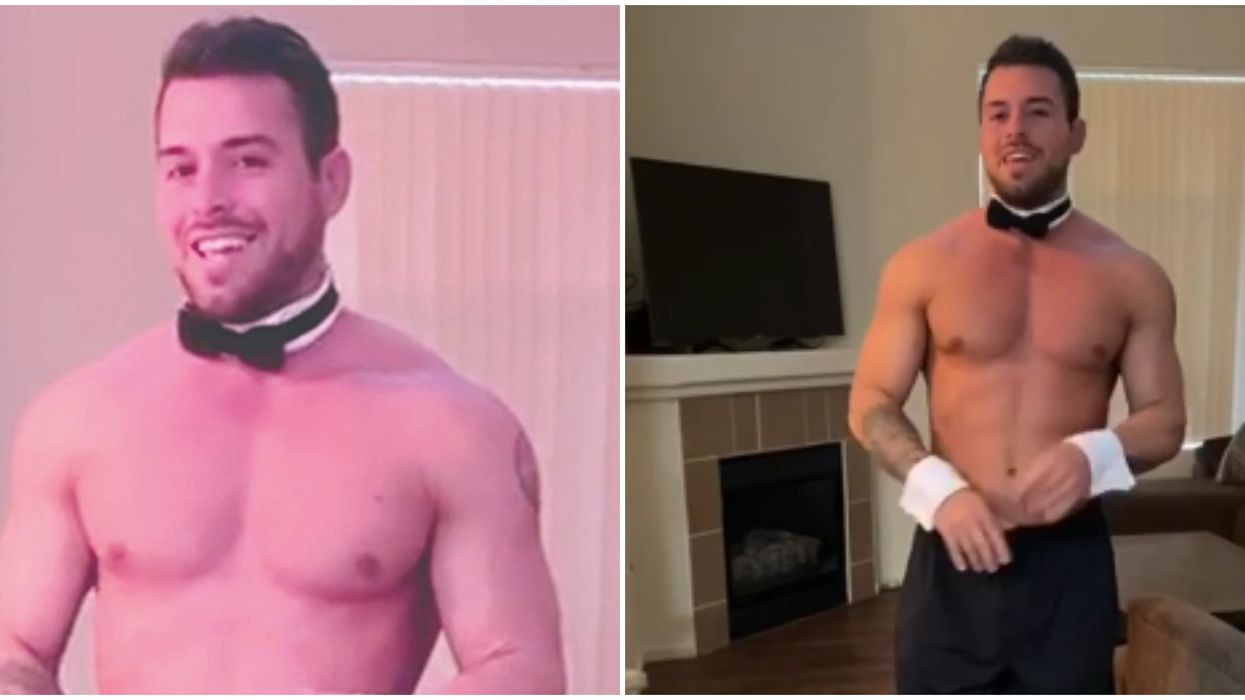 Chippendales Of Las Vegas Will Stream At-Home Workout Videos