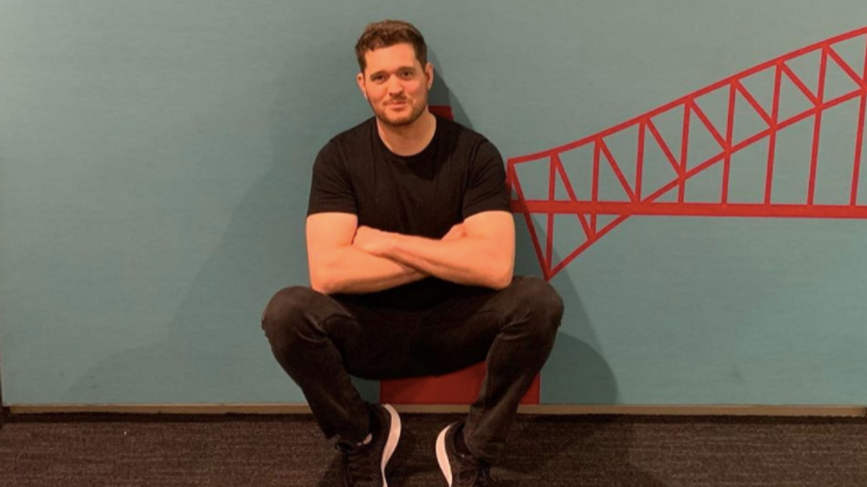 The singer Netflix and chills too!Michael Bublé shared that he's been spending his time at home binge-watching Tiger King and You. You'll never guess which celebs recommended them to the singer!