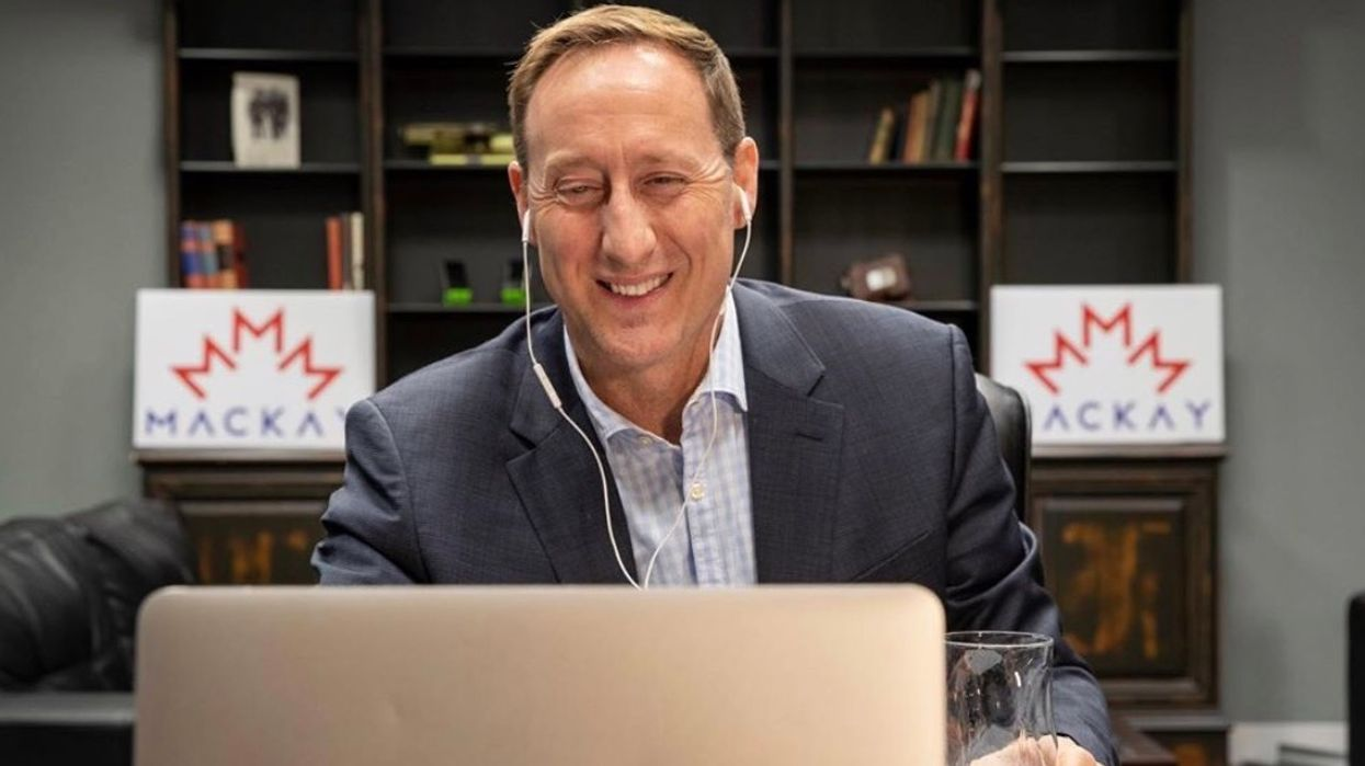 Peter MacKay's Campaign Didn't Think COVID-19 Was The Reason To End Leadership Race