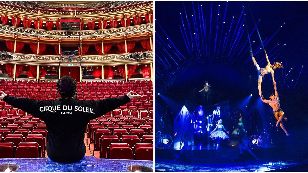 Cirque Du Cirque Du SoleilOnline Shows Are A Breathtaking Escape From Your Couch For FreeYou Can Virtually Escape Your Living Room & Watch Their Shows Right Now