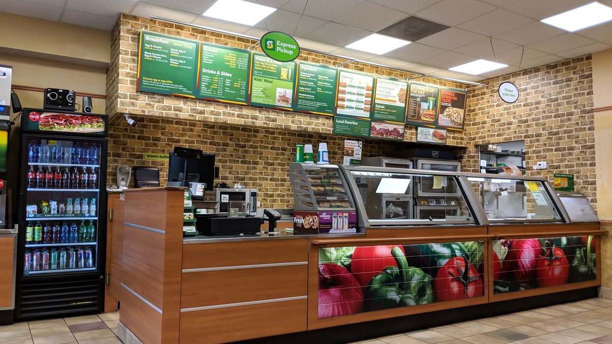 Calgary Subway Tried To Promote Free Medical Masks With Purchase Of Their Sandwiches