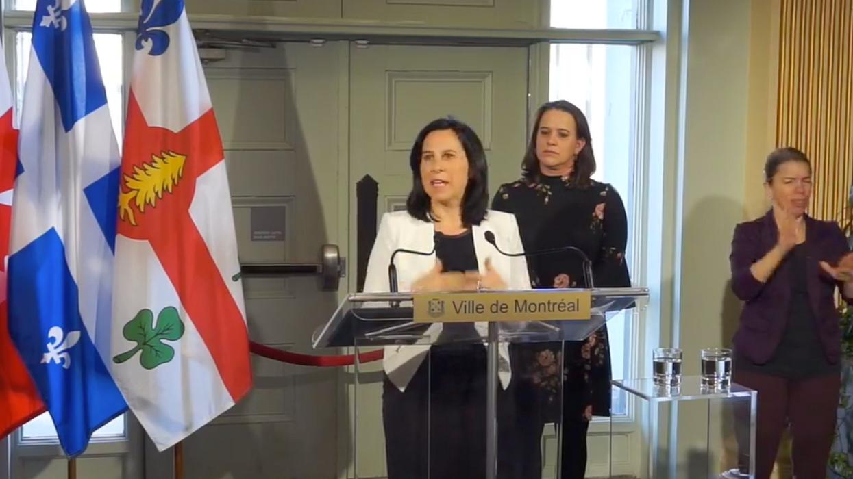 Montréal déclare l'état d'urgence local