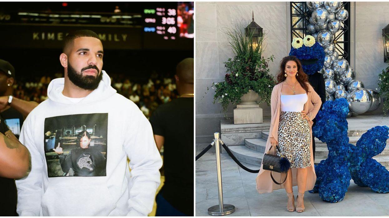 Drake & Sophie Brussaux's Relationship