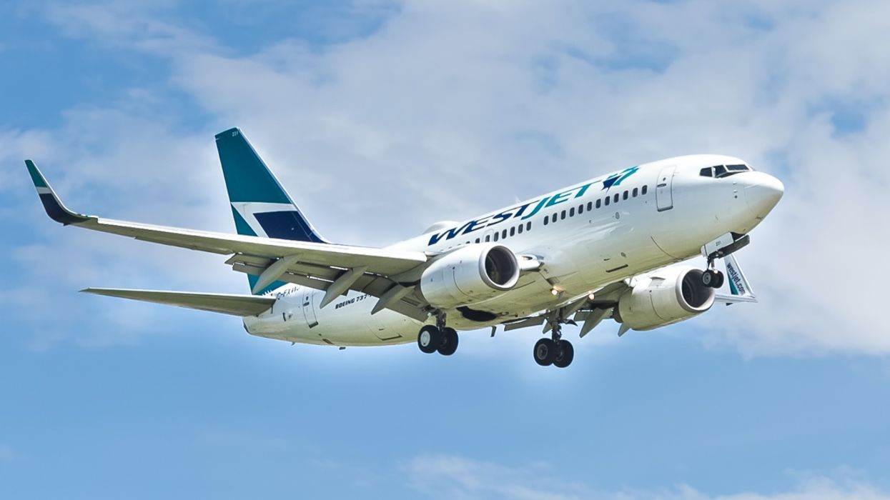 A WestJet Passenger With COVID-19 Recently Flew From Calgary To Kelowna