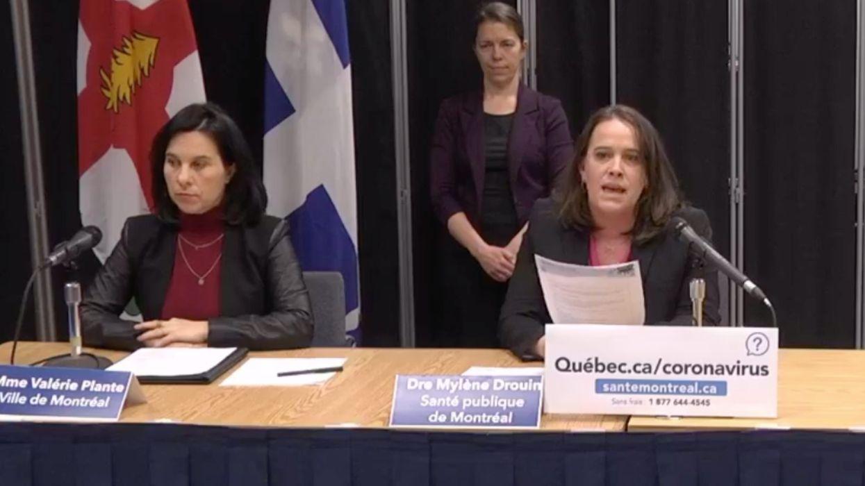 6 quartiers centraux de Montréal avec plus de 50 cas confirmés de COVID-19