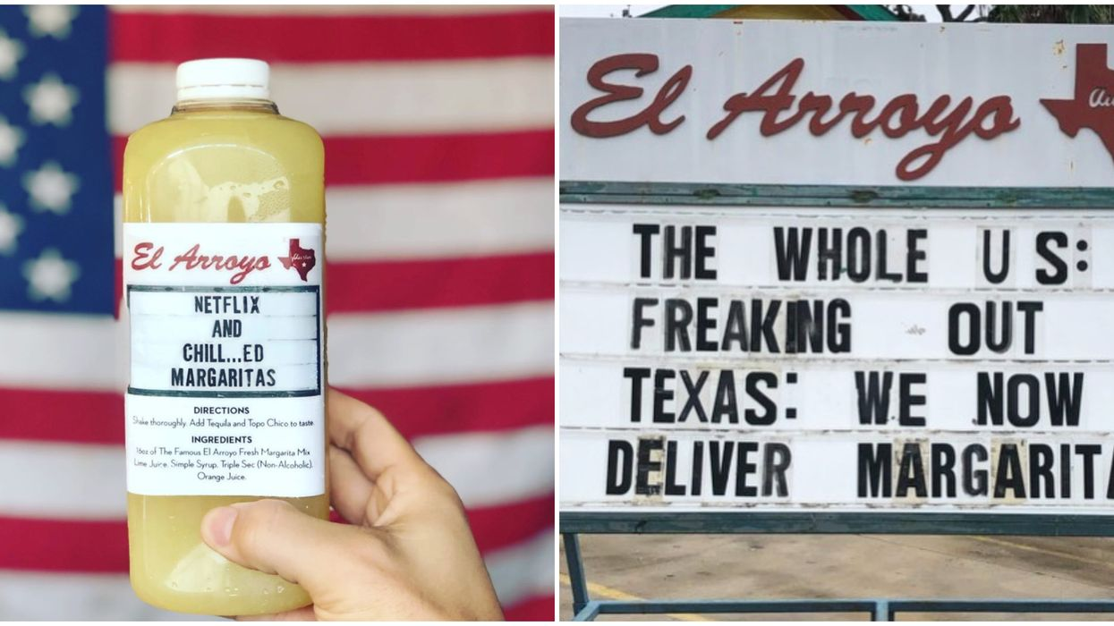 You Can Now Get Austin's Most Famous Margaritas Delivered To Your Porch