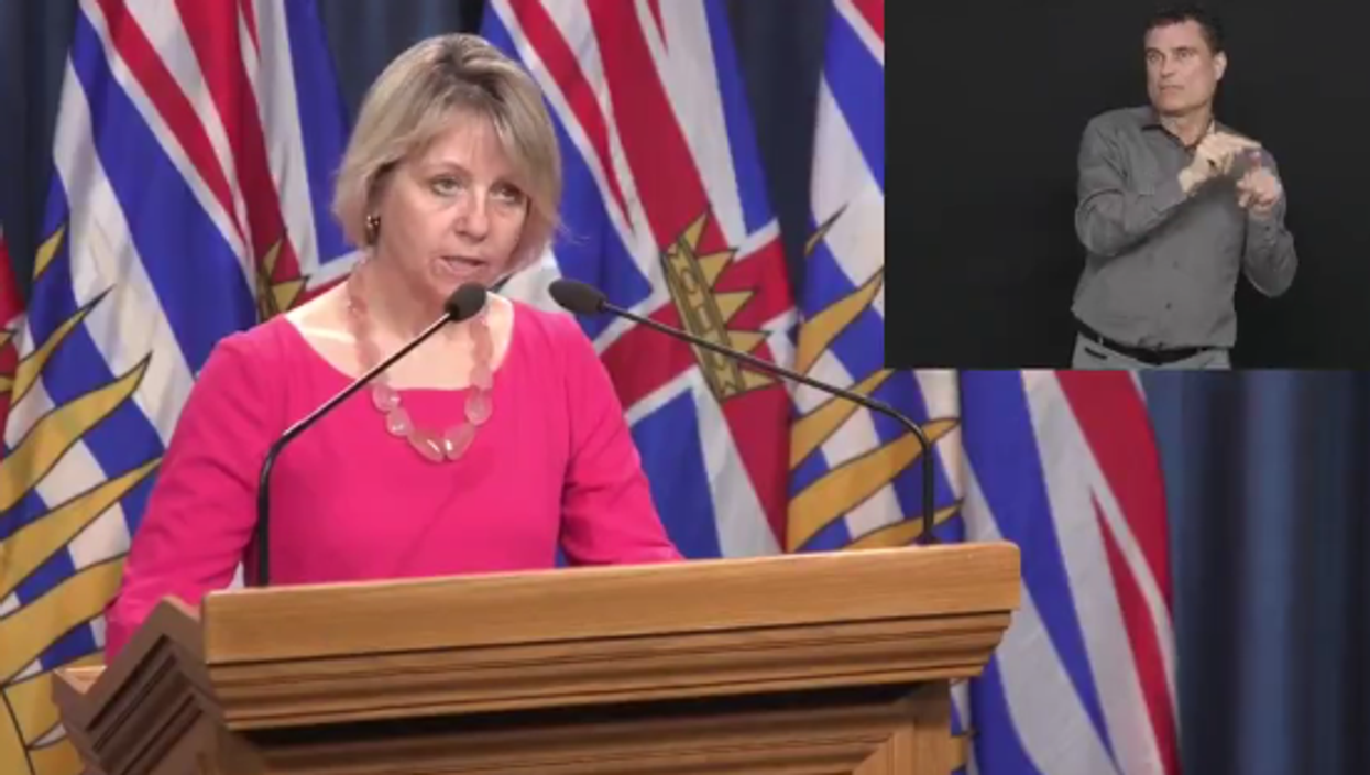 COVID-19 In B.C.: 48% Of Cases Have Already Recovered