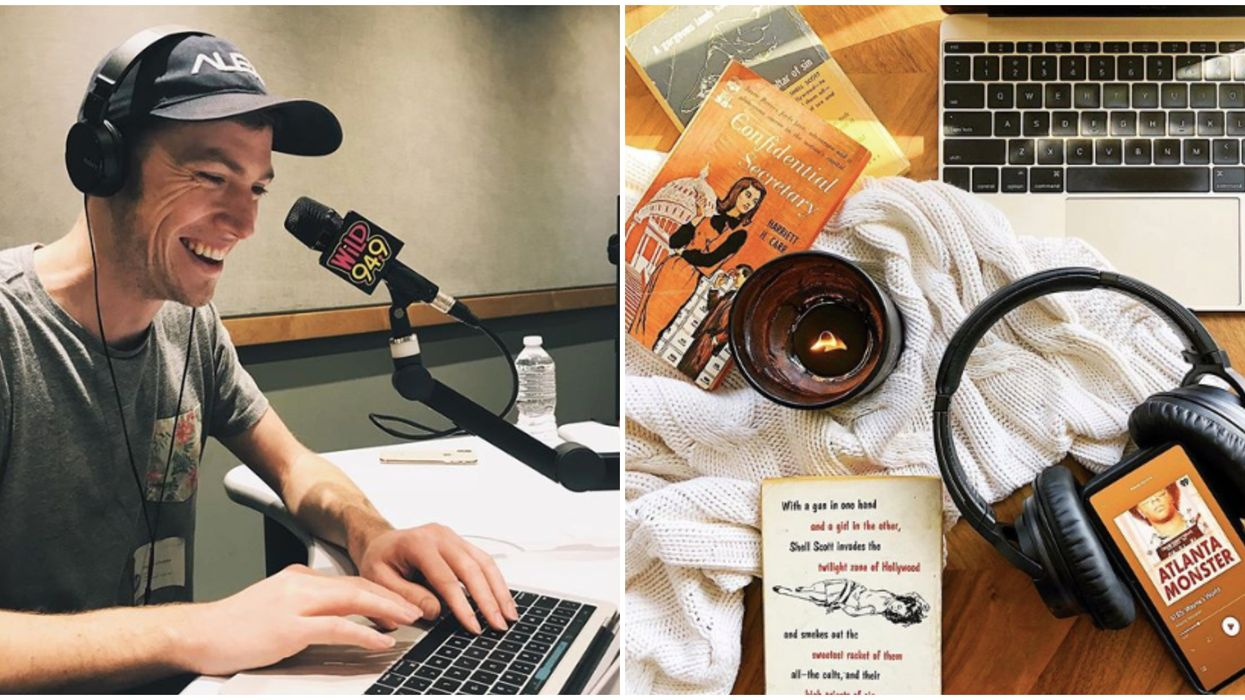 Atlanta-Based Podcasts Will Help Pass The Self-Isolation This Month