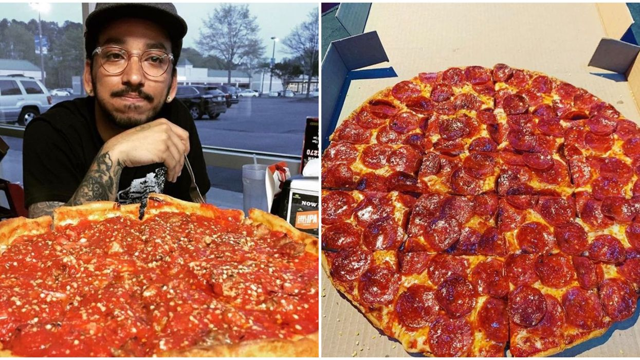 Pizza Joint In Virginia Beach Has Authentic Chicago-Style Pies