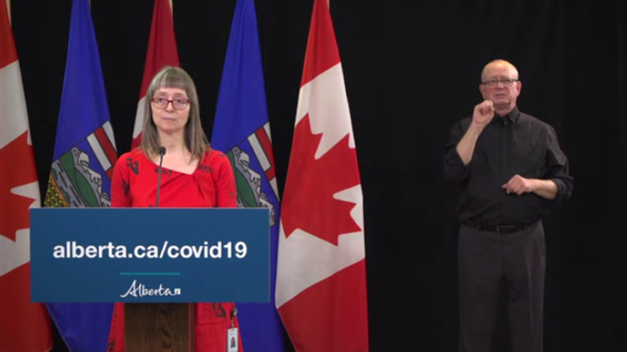 COVID-19 Pandemic In Alberta Has One Of Its 'Hardest Days Yet' With 5 More Deaths