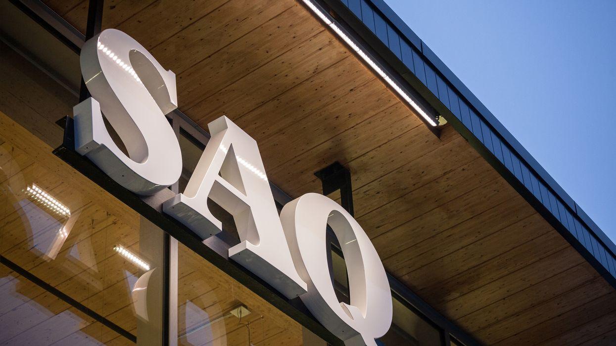 La SAQ confirme un premier cas de la COVID-19 chez ses employés