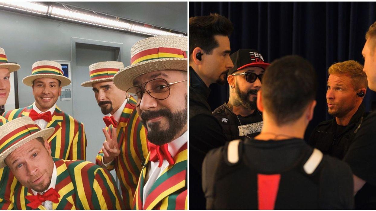 Backstreet Boys Virtual Concert Had Howie Dorough Live Stream From Florida