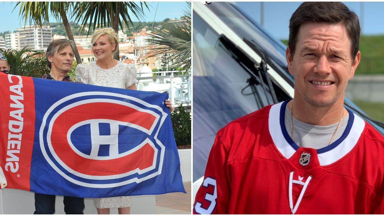 7 célébrités qui sont fans des Canadiens de Montréal