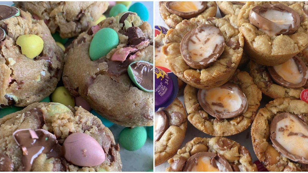Atelier BiscOui : Tu peux commander ces biscuits aux coco de pâques partout au Québec