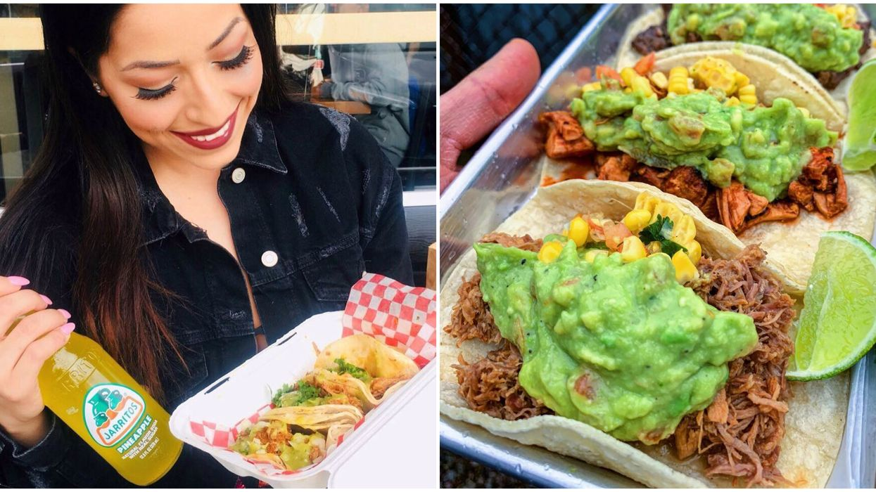 11 Taco Places In Vancouver With Delivery If You Cancelled Your Mexico Trip