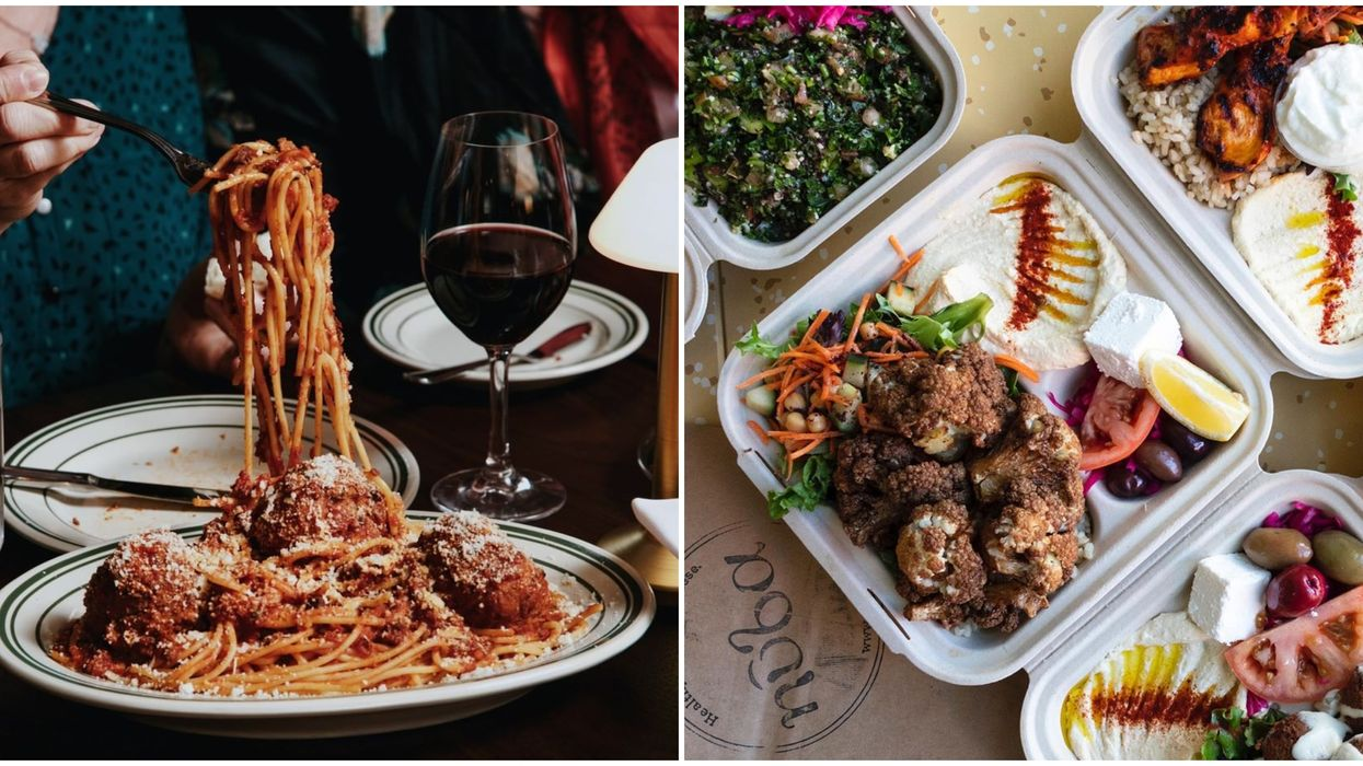 9 Top Restaurants In Vancouver That Are Delivering For The First Time Ever