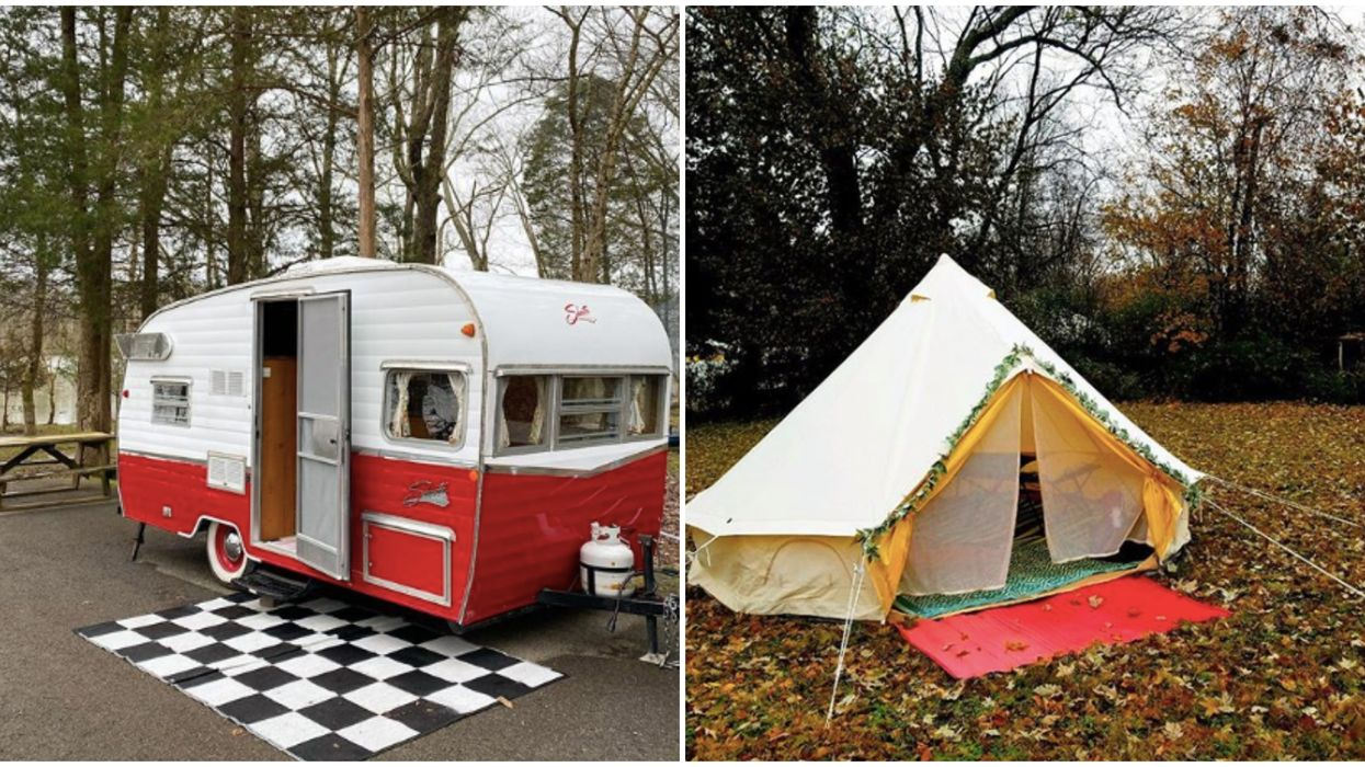 Nashville Glamping Company Will Bring Tents To Your Backyard