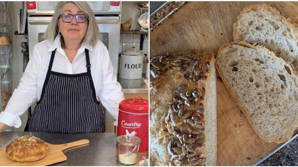 How To Bake Bread: Alberta Baker Offers Free Online Tutorials