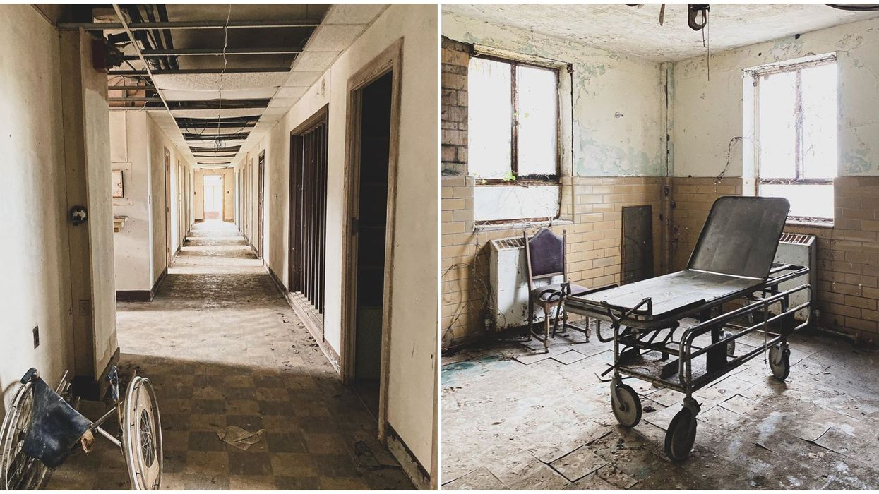 The Most Haunted Spots In Texas Include This Abandoned Hospital