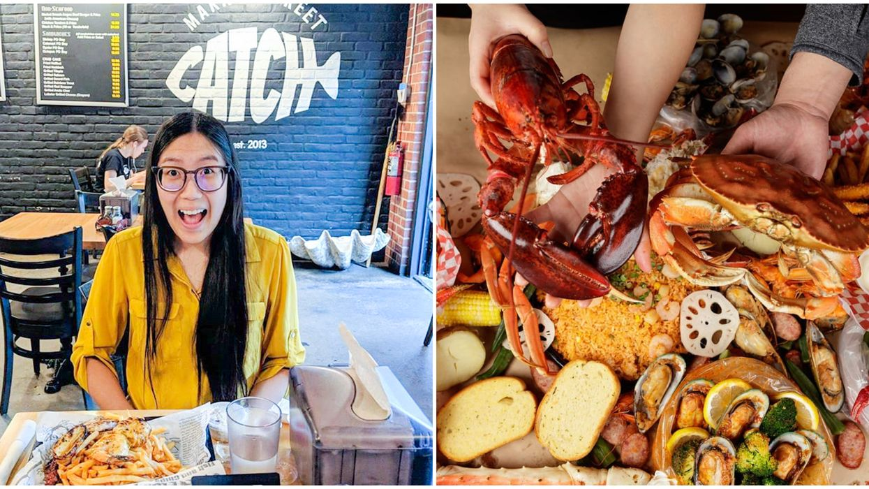 Toronto's Seafood Delivery Spots That Will Transport You To The Coast