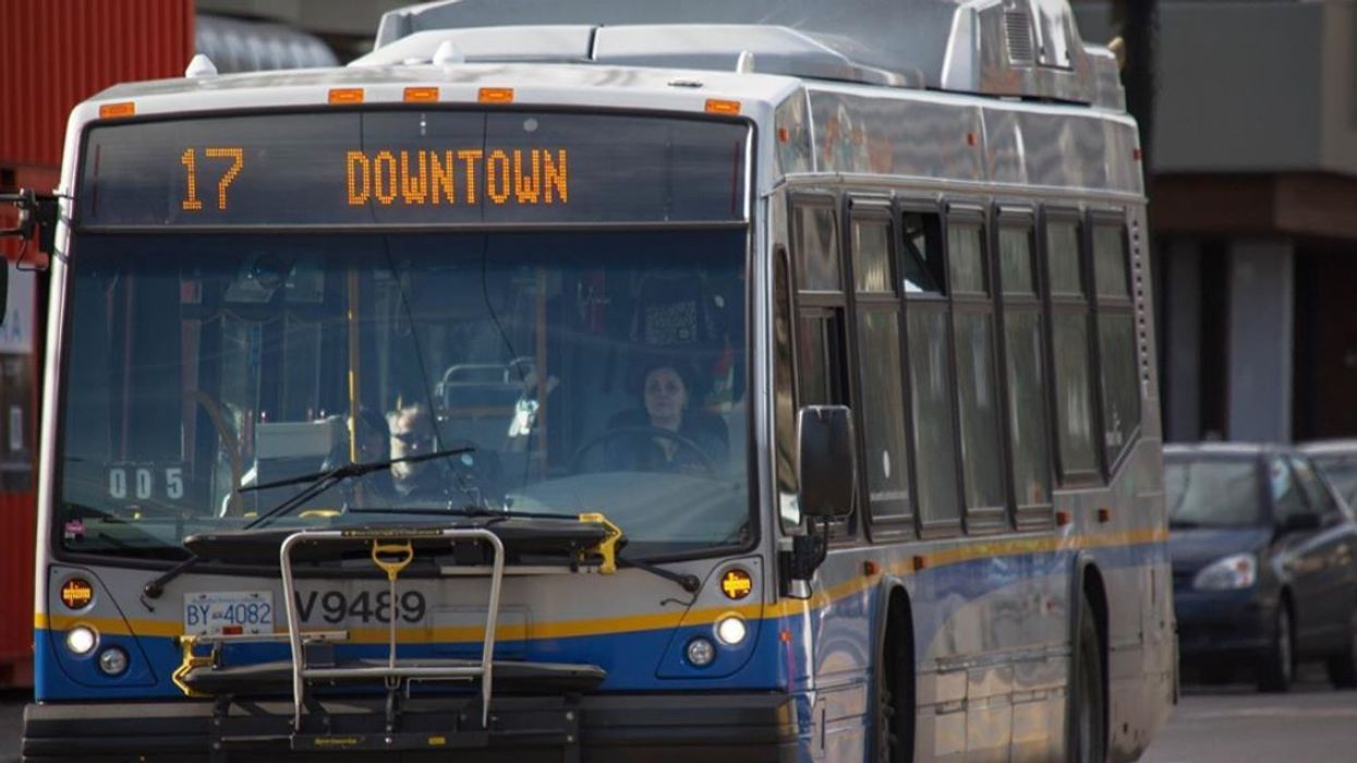 2 Vancouver Transit Workers Have Tested Positive For COVID-19
