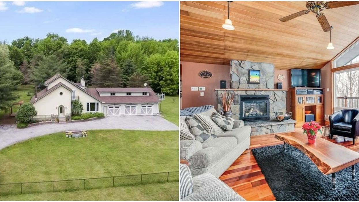 Houses For Sale In Ontario That Are Too Heavenly To Be This Cheap