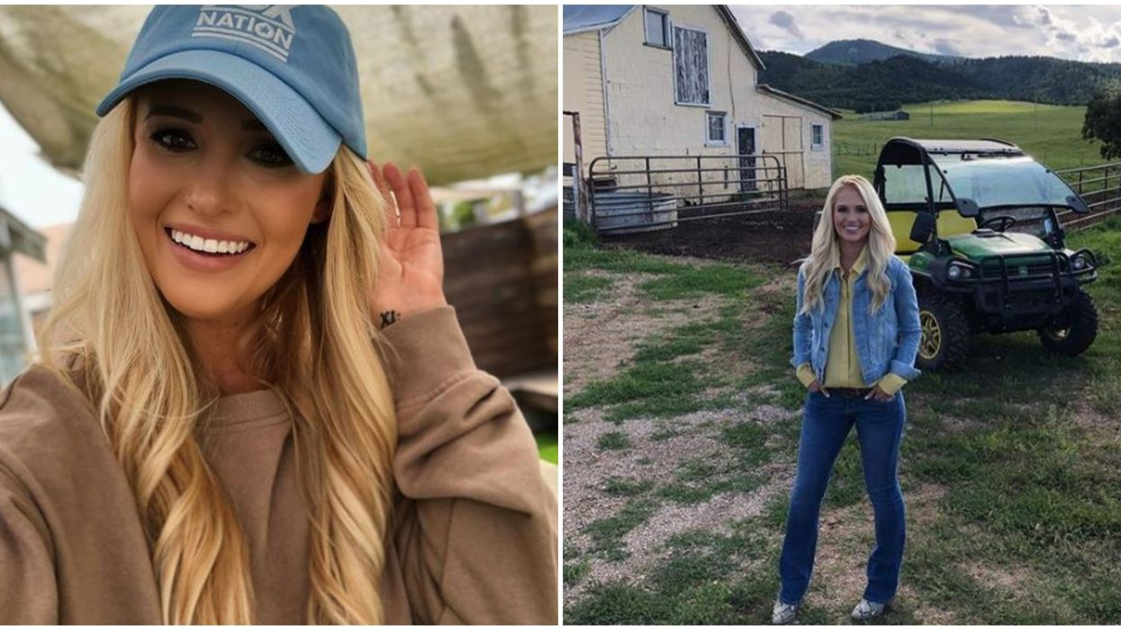 Tomi Lahren Moved To Nashville & Might Be A Perfect Southern Belle