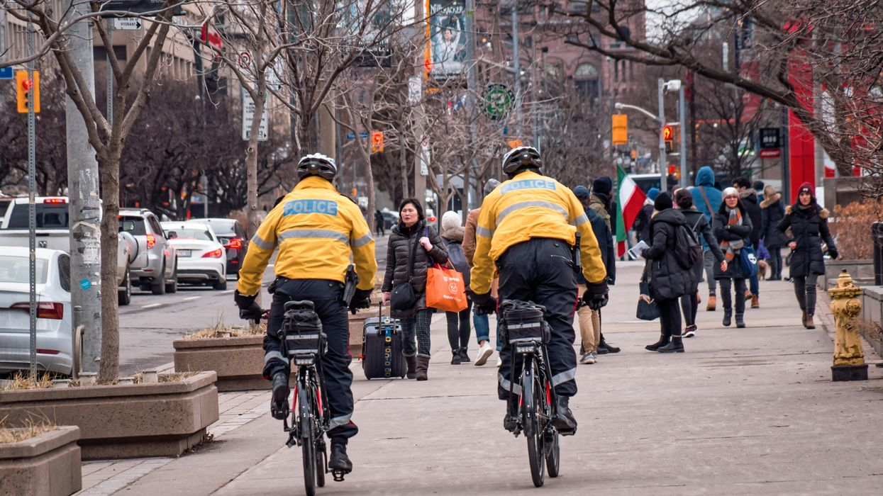 Toronto's Social Distancing Rules Will Be Enforced By Hundreds Of Officers This Weekend