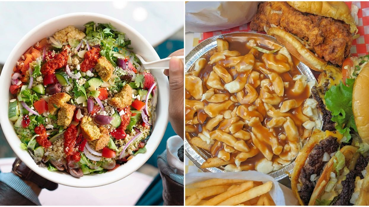 21 Toronto Fast Food Delivery Options That Are Still Available Right Now