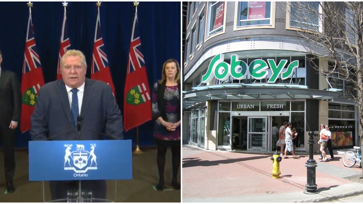 Ontario Jobs During COVID-19 Include Ones In The Food Sector & Doug Ford Wants You To Apply