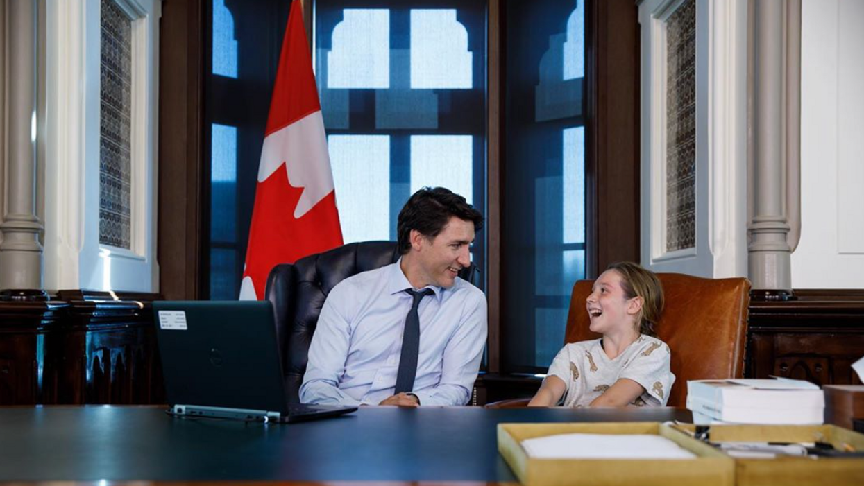 COVID-19 In Canada: Justin Trudeau Just Answered Kids' Biggest COVID-19 Questions