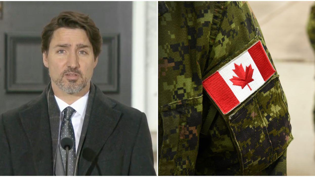 L'armée canadienne va intervenir dans certaines régions du Québec