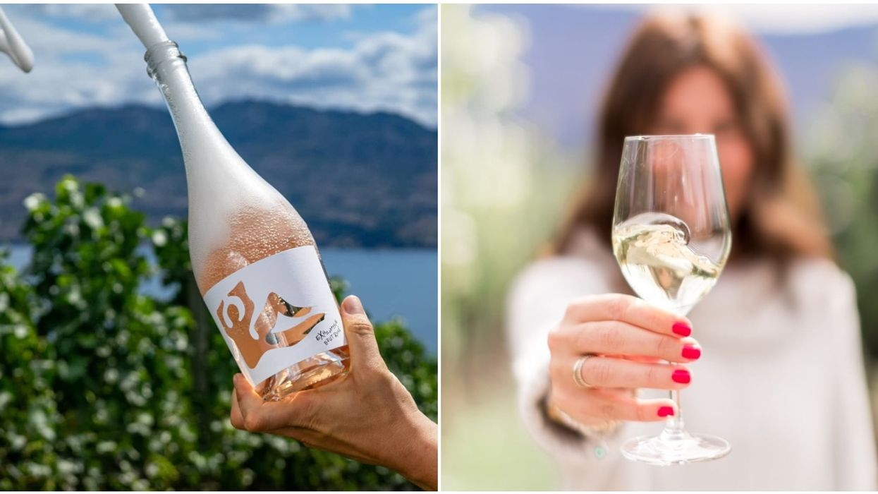 April Is 'Wine Month' In BC & 170 Wineries Will Deliver Discounted Wine To Your Door