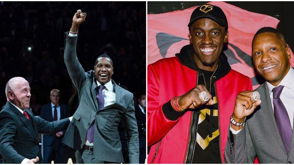 Masai Ujiri Responds To Security Guard's Lawsuit, Says He Was The One Assaulted