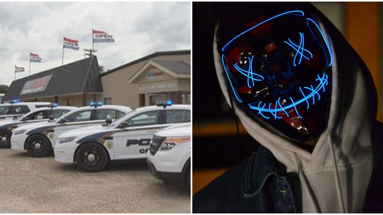 Louisiana Police Used 'The Purge' Siren To Enforce Curfew Last Week