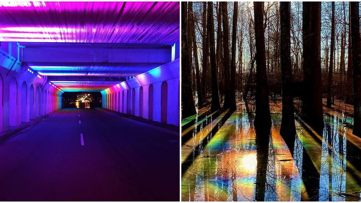 6 Colorful Places In Alabama To Visit That Are Total Technicolor Dreams