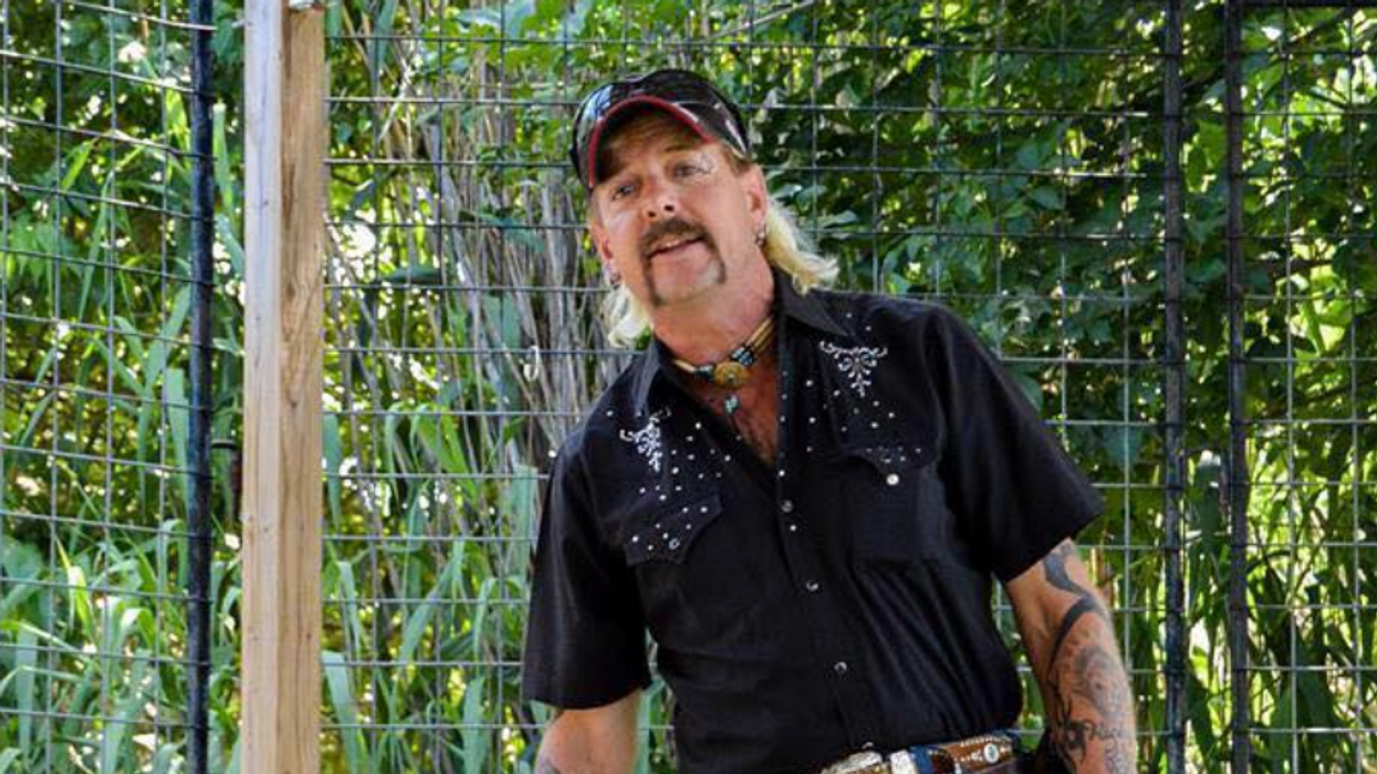 Joe Exotic Is In Texas At A Medical Facility Where You Can Write Letters To Him