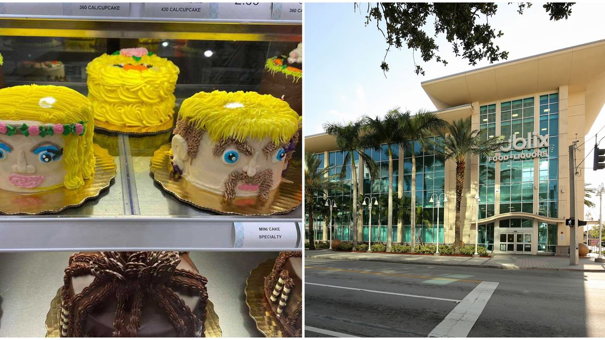 Tiger King Cakes At Publix Bakery In Florida Are Absolutely Wild
