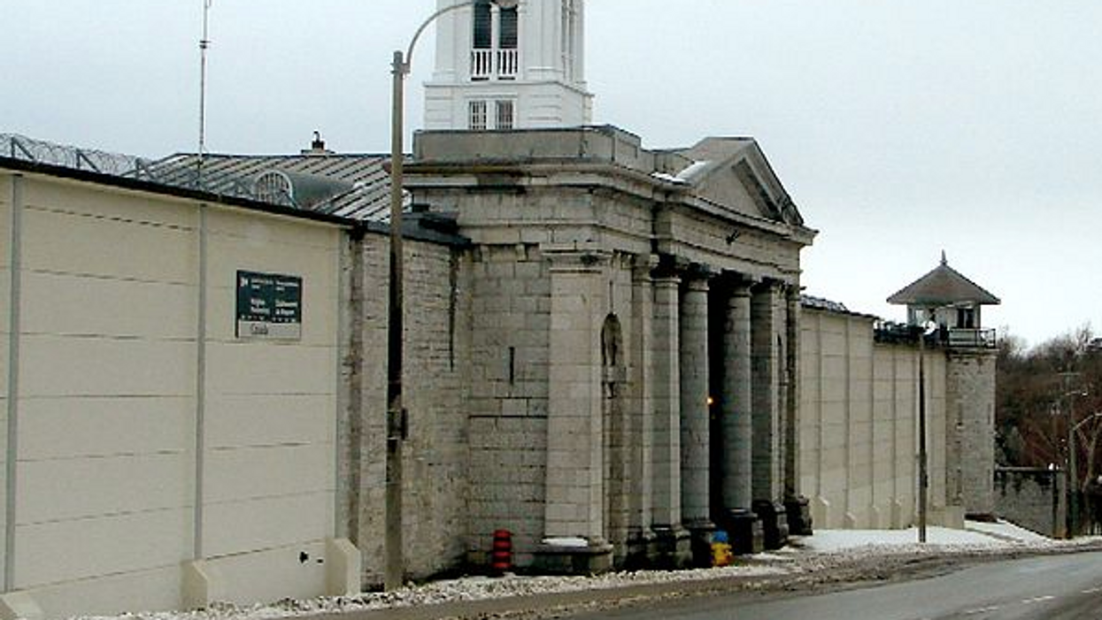 Ontario Inmates Are Being Released From Prison To Prevent The Spread Of COVID-19