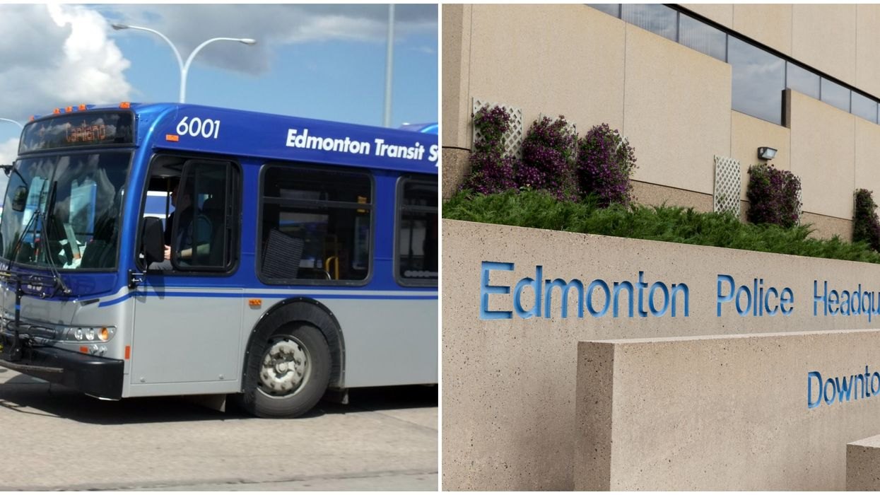 Edmonton Man Allegedly Carrying COVID-19 Was Not Self-Isolating & Coughed On A Bus Driver