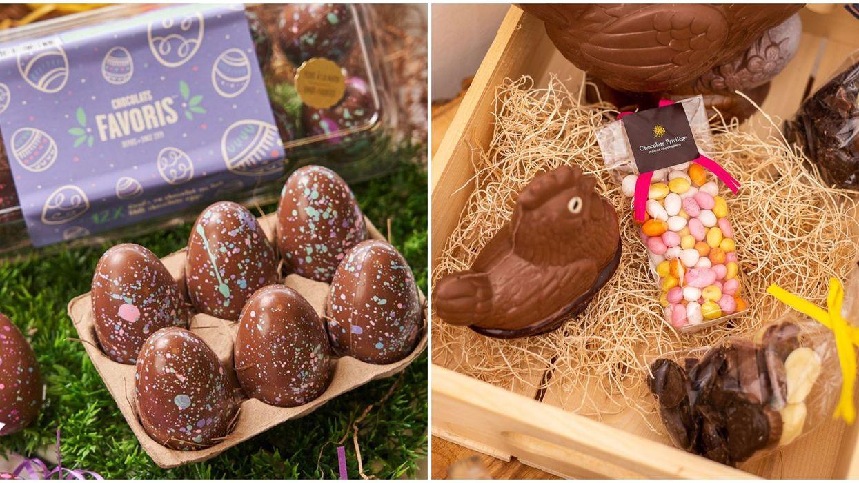 Chocolats de Pâques : 6 chocolateries où commander à Montréal
