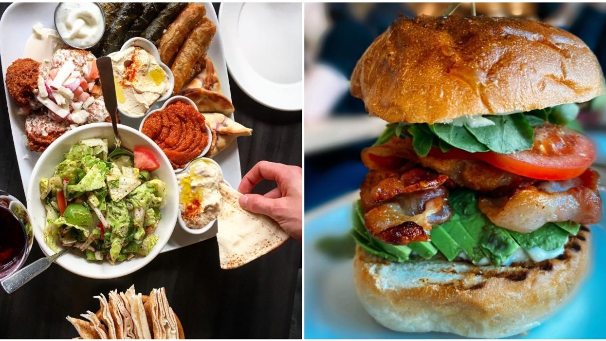 Restaurant Delivery In Calgary: 9 Top-Rated Restaurants In Calgary That Now Deliver