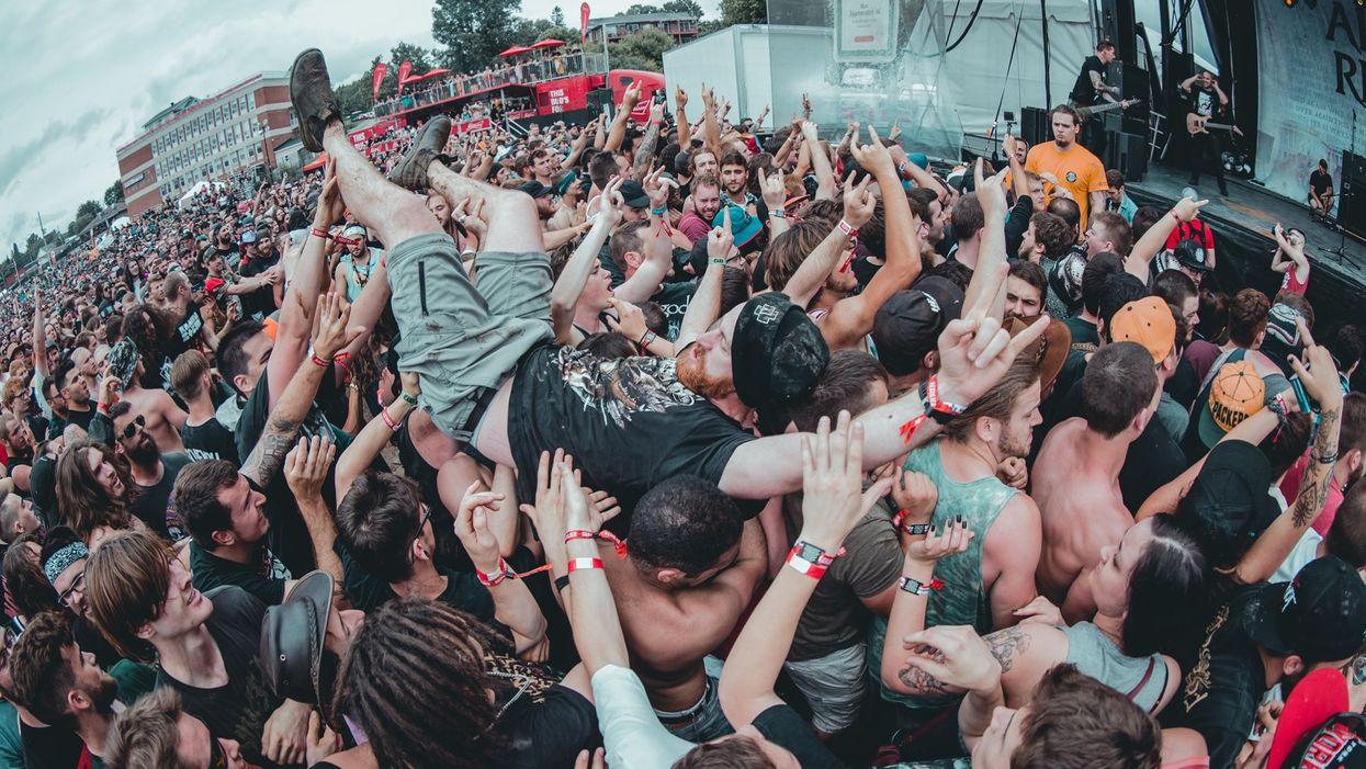 Le festival Montebello Rock (Rockfest) n'aura pas lieu à Montebello en 2020