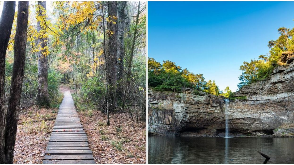 6 Alabama State Parks That Are Still Open That You Can Visit Right Now