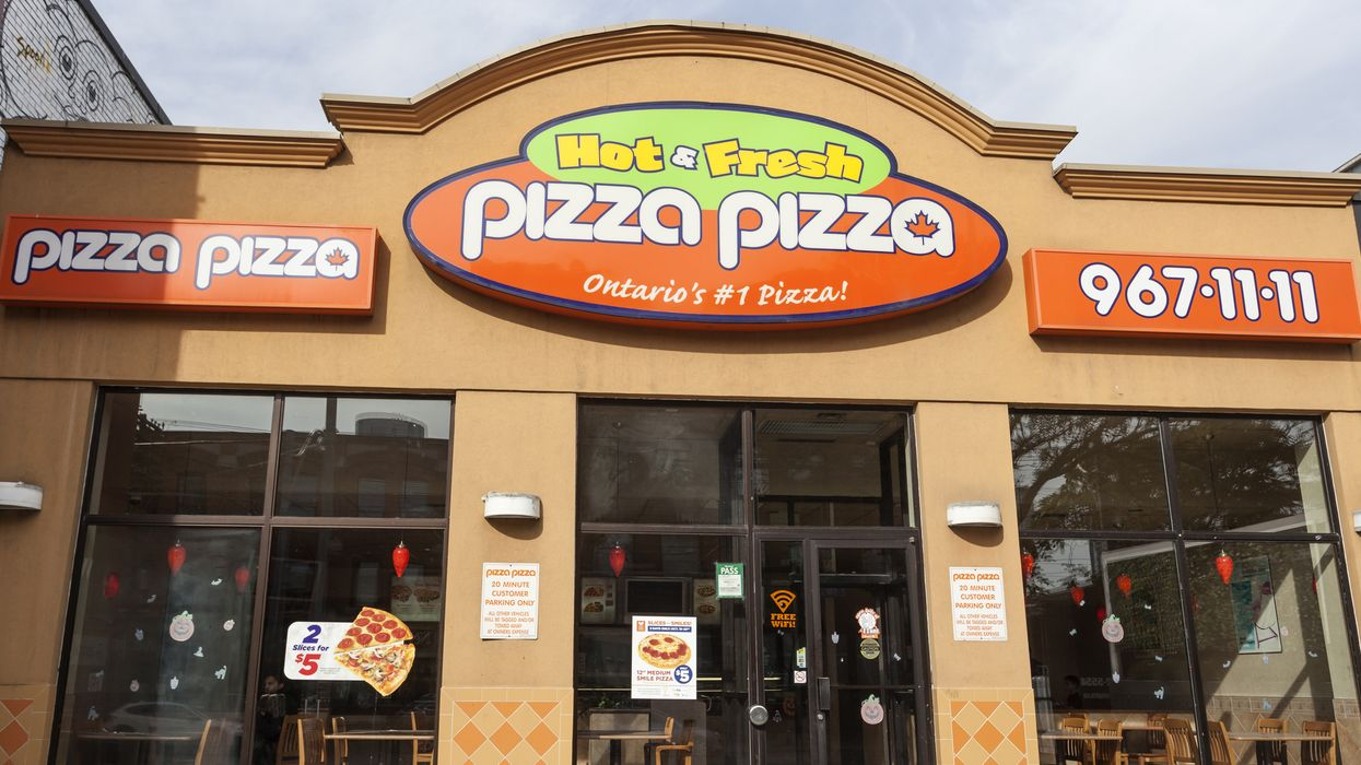 Pizza Pizza Is The First Chain In Canada To Make New 'Tamper Proof' Pizza Boxes
