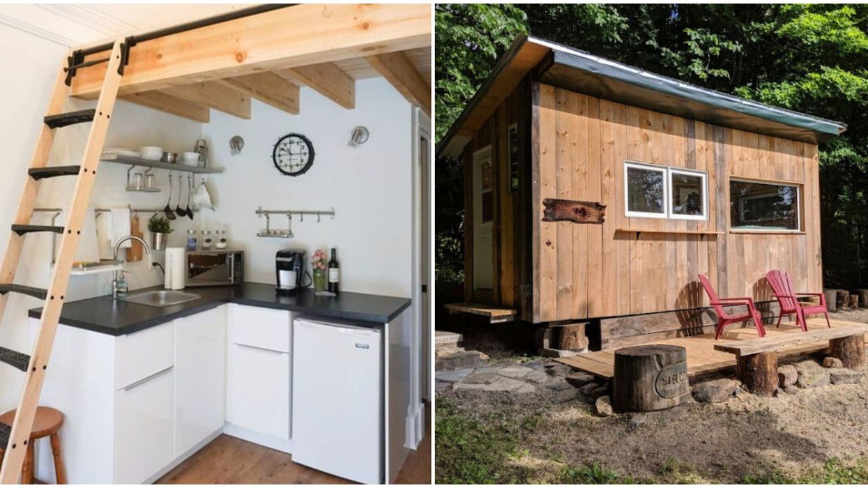 Ontario's Cheap Tiny Homes Let You Live Your Best Minimal Life