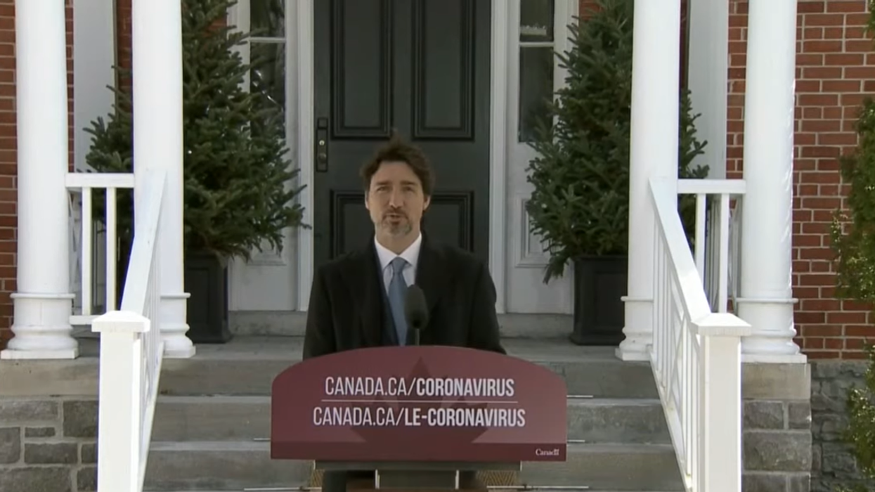 Justin Trudeau's Speaking Moistly Comment Got Turned Into A Song & It's So Funny