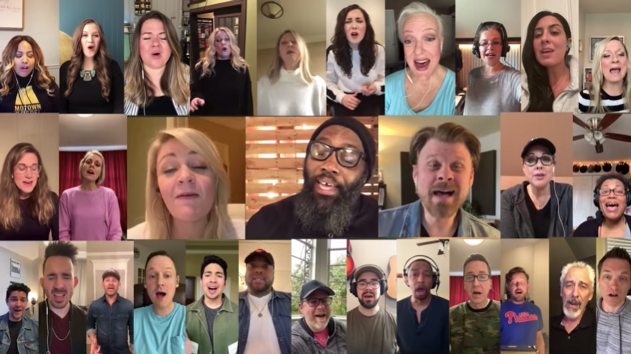 """Nashville Singers Sing """"It Is Well With My Soul"""" & Went Viral"""